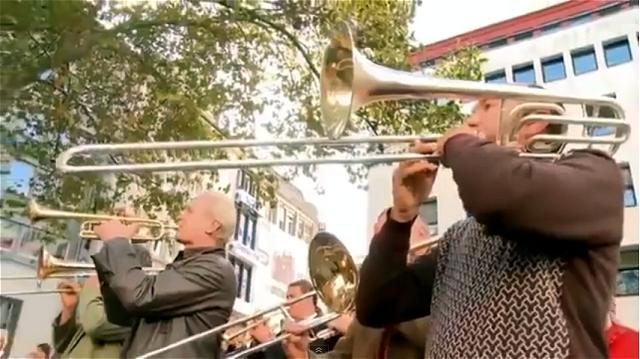 フラッシュモブ オーケストラ