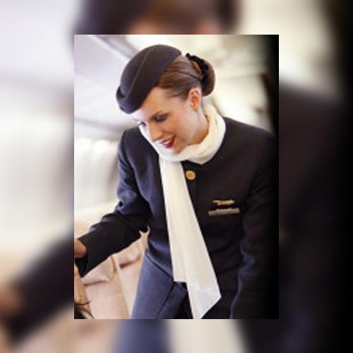 或る航空会社の機内でのできごと