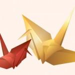 泊まったホテルでチップの上に折り鶴を置いて出掛けた結果