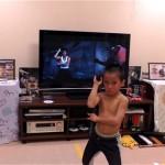 世界を驚かせた5歳のブルース・リーがパワーアップして再登場!