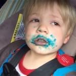 カップケーキをめぐるパパと息子のおもしろ過ぎるやり取り(笑)