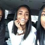 これってクイズ!?|双子の姉妹と母親が写った一枚の写真。一体どの女性が母親?