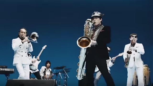 さかなクンが東京スカパラダイスオーケストラに期間限定で加入!