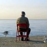おじいさんの人生を変えた一つの折りたたみ椅子