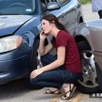 事故ったママさん「前後左右の写真を送って」と保険会社に言われて写真を送った結果(笑)