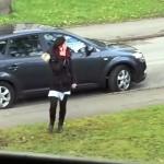 どうしてこうなった!?|意外なストーカーに追われて逃げる女性。さてその正体は?