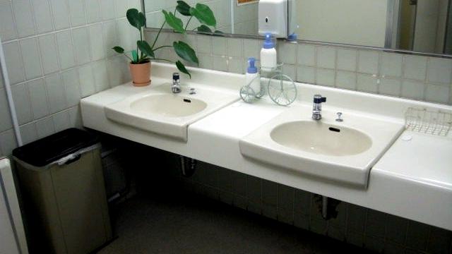 トイレの個室内で突如迫られた謎の二択、あなたはどっち派?