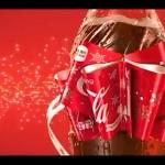 これは秀逸!?|ラベルをリボンに早変わりさせる「コカ・コーラ リボンボトル」が話題に
