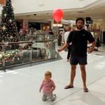ある父親が考えたショッピングモールで幼児の迷子を防止するためのライフハック