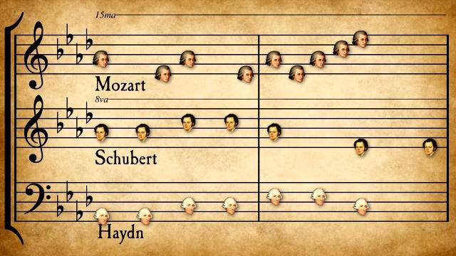 57曲のクラッシックの名曲を編集して、一つの曲にまとめたマッシュアップが秀逸すぎる!