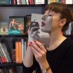 本の表紙と人物写真を合体 → 違和感の無い見事な融合アート写真 40枚
