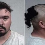 ウケを狙っているとしか思えない、ユニークな髪型をした容疑者たちのマグショット 20枚
