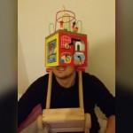子供のおもちゃに首を突っ込み過ぎたパパ → トラップにハマる(笑)
