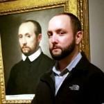美術館や博物館で自分とそっくりなドッペルゲンガーと出会ってしまった人々の写真集 18枚