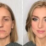 これはまさにマジック!?|化粧で見事に変貌する女性・・・メイクアップ・ビフォーアフター 25枚