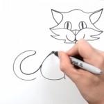 文字(英単語)を可愛らしいイラストに描きかえるアートが面白い!