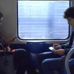 ある男女の出会いを描いたショートムービー『サイレント・ラブ』