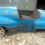 ボロボロの子供用ペダル式自動車がピカピカに復活! ビフォー・アフター写真いろいろ 24枚