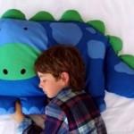 思てたんと違う!?・・・通販で「恐竜の枕」を注文した結果、届いた商品にがっかり