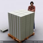20兆ドルの米国債務を100ドル紙幣を積み重ねて視覚化した映像がとんでもなくスゴイ!