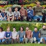 同じポーズで撮影された人々の過去と現在の比較写真がおもしろい!その5 26枚