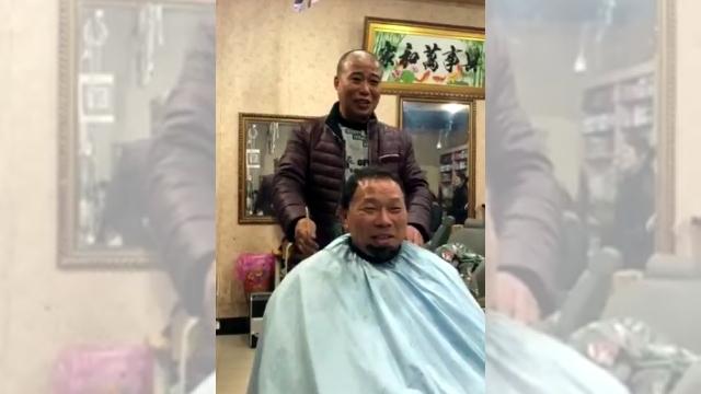 バリカン代わりに或る電動工具を使用する散髪屋さんが怖すぎる!