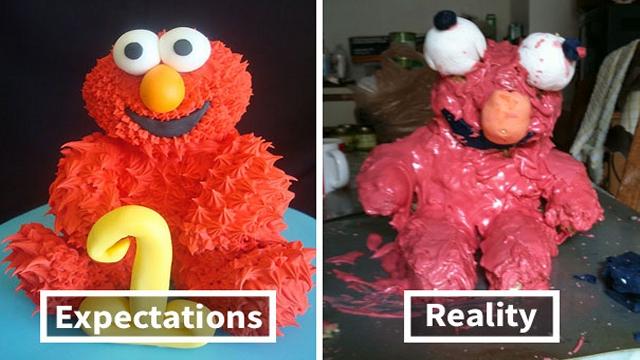 理想と現実は大違い!?・・・お菓子作りに失敗した例いろいろその2 28枚