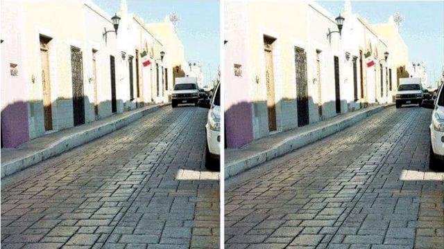 これは不思議!?|2枚並んだ写真はまったく同じものだなんて・・・信じられない
