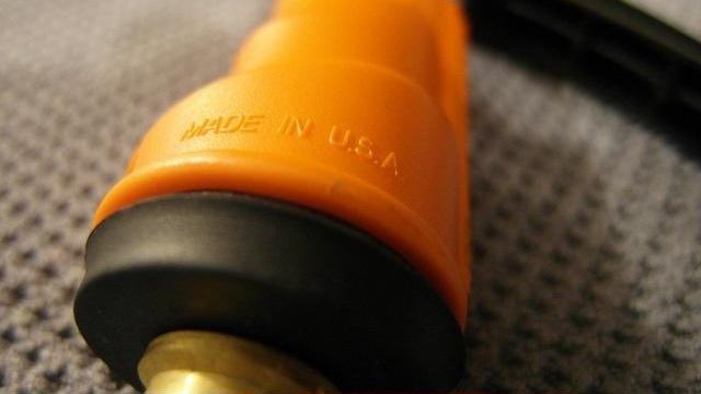 こんなの有りかよ!?・・・アメリカ製だと思って買ったら、とんでもないまがい物だった!