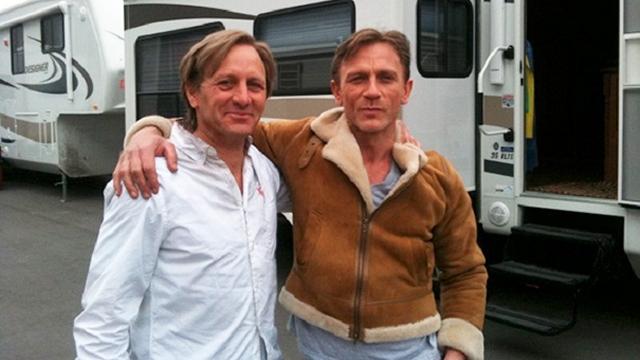 映画俳優とスタントマンが仲良く肩を並べたスナップ写真その2 25選