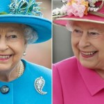 エリザベス女王の服装がまるでカラーチャートのようだと話題に