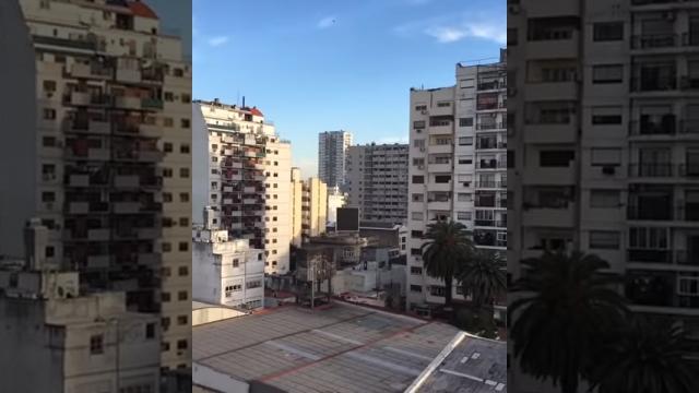 アルゼンチンの都市部ではテレビを観てなくてもゴールを決めた瞬間が分かるらしい