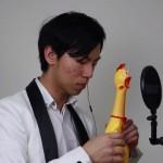 チキンのおもちゃで奏でる「結婚行進曲」が想像以上にクオリティが高くて素晴らしい!