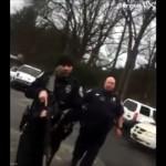 銃乱射の通報を受けて駆けつけた警察官・・・犯人は意外なヤツだった!