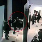 人目も憚らず美術館から白昼堂々と1億円の絵画を盗んだ呆れた男