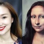 化粧だけで有名セレブに変身するメイクアップアーティストが凄い